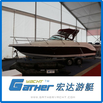 Gather China cheap fishing boats for sale
