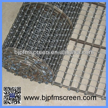 wire mesh conveyor belt for washing , drying , high temperature