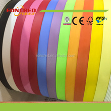 Colorful Kitchen Cabinet PVC Edge Banding