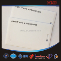MDC83 Factory Price CR80 Plastic 125khz proximity mango tk4100 chip card