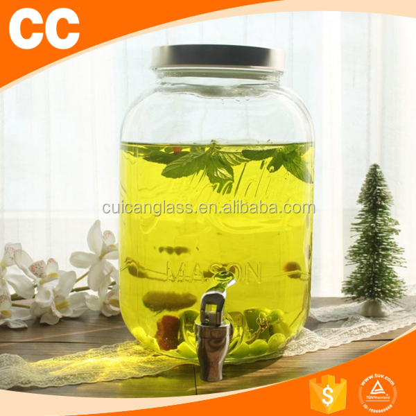 Manufacturer directly supply Latest design mason jar drinking glass