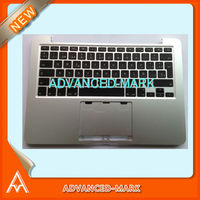 "New ! Spain Spanish Layout Keyboard with Topcase Palmrest For Macbook Pro 13.3 "" Retina A1425 2012 MD212LL/A MD213LL/A Laptop"