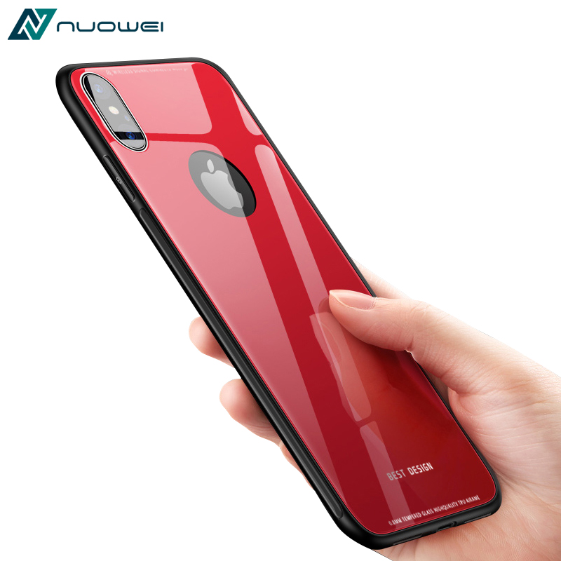 Best Selling cell phone case TPU tempered glass phone case mobile phone <strong>accessories</strong> for iphone X case