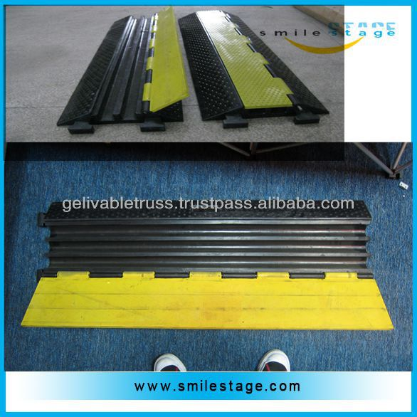 cable ramp & Rubber Cable Floor Cover/ Cable Protectors