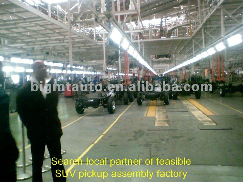 Diesel 4WD SUV/Pickup Assembly Line