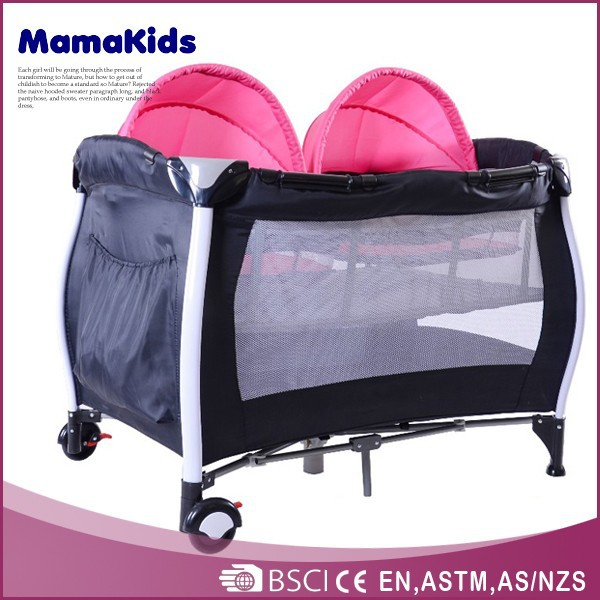 children sleeping cot European style good quality baby cradle bed
