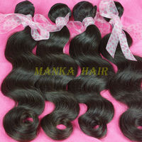 "hair factory in beijing wholesale natural color cheap 100% brazilian virgin hair extension 8""-40"""