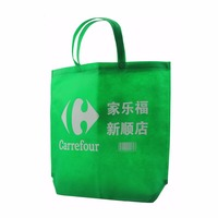 Professional custom printable cheap foldable reusable shopping bags