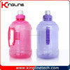 1000ml any color plastic cool water jug no leaking with lid (KL-8025)