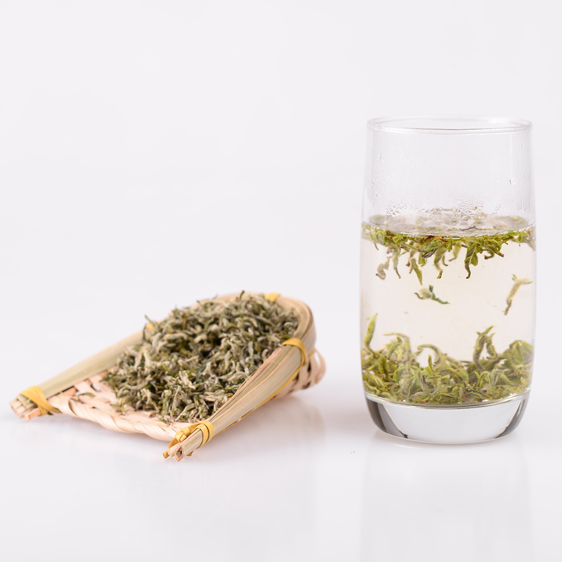 Sample Available Ya'an Sichuan Moderate Benefit Slimming Tea Ganlu Anti-aging