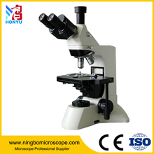 Trinocular Biological Microscope with camera and Infinity objectives CPD.02.320