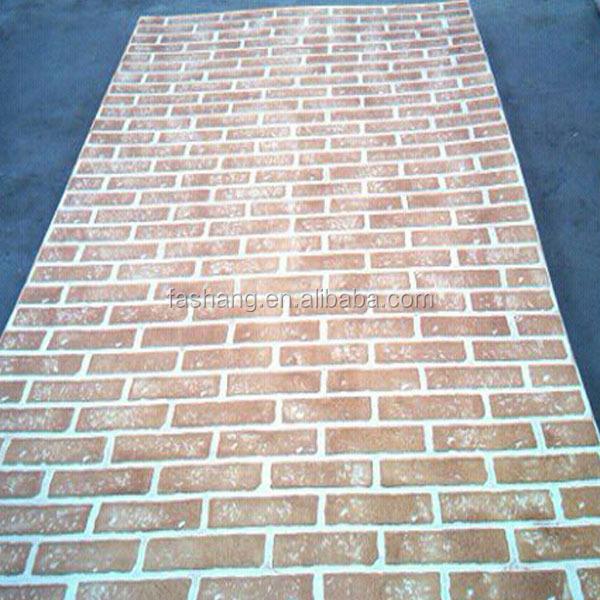 Fireproof Steel Wall Panels : Fireproof brick wall panel paneling buy