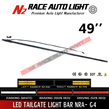 Newest arrival Lifetime warranty high quality led tailgate light bar for Pickup, SUV, Truck