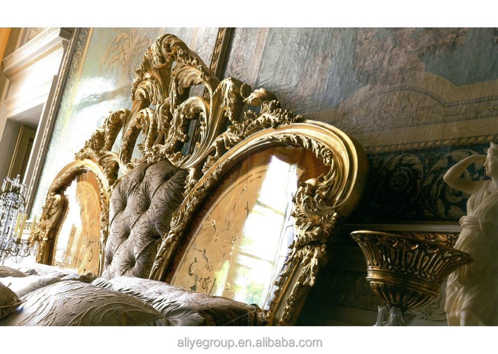 Royal luxe slaapkamer meubilair hedendaagse luxe slaapkamer meubels ...