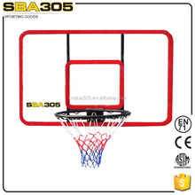 standard size outdoor basketball backboard