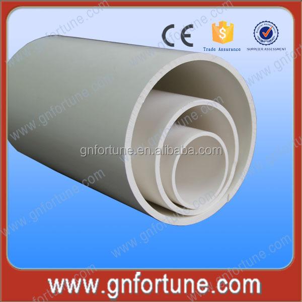 Blanco de pl stico r gido de pvc conductos el ctricos - Tubo plastico rigido ...
