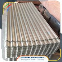 Heating Insulation Galvanized Corrugated Steel Sheet