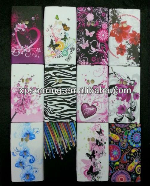 Fancy flower tpu case back cover for Nokia Lumia 920