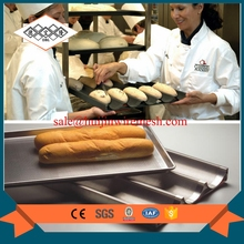 oven safe non-stick 4 loaves perforated Baguette tray French bread mould baguette pan