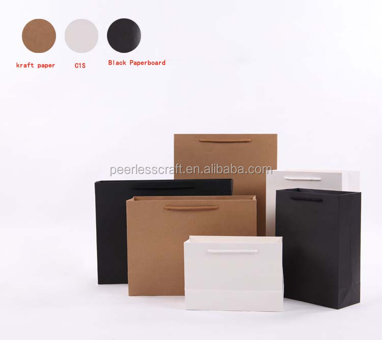 Cheapest Top Quality Luxyry Gift Paper Bag Custom Paper Bag