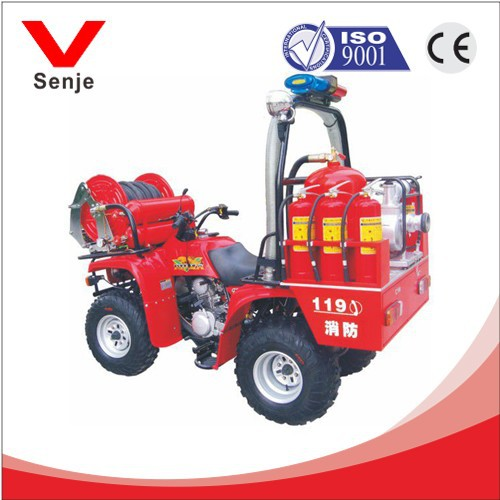 Fire Fighting truck/four Wheel Motorcycle 4 wheel motorcycle