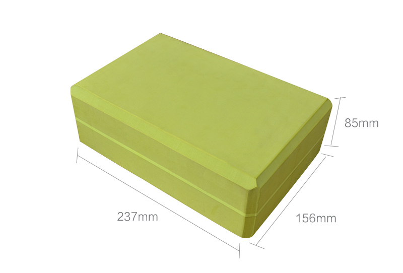 Big yoga block and bricks with TOP quality EVA welcome OEM customer brand wholesale price