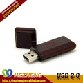 Logo Custom Wood Rectangular 1GB USB With H2 Test