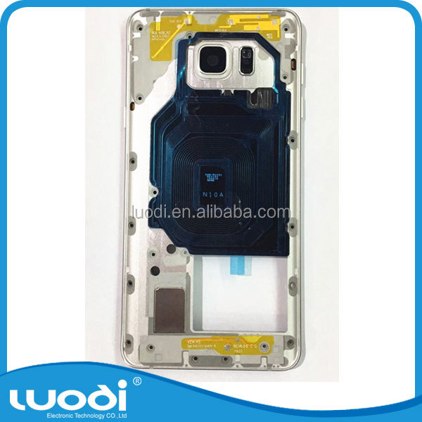 Hot Selling Middle Chasis Frame for Samsung Galaxy Note 5