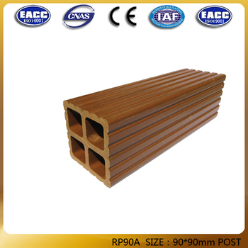 90mm*90mm Square Column, WPC Square Column