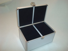 CD DVD cases,attachable case CD with flannel and inner leaf,fancy CD case