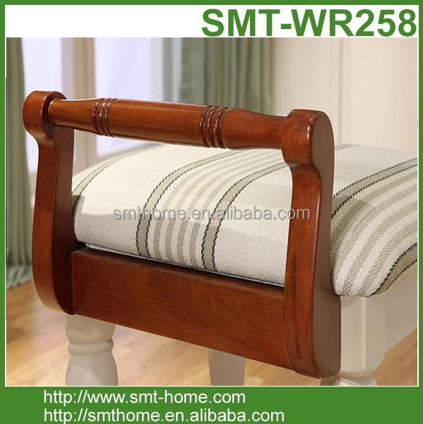 holz moderne einfache make up schminktisch mit stuhl und handel assurance lieferant kommoden. Black Bedroom Furniture Sets. Home Design Ideas