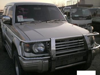 1992 MITSUBISHI Pajero EXCEED/ Used car From Japan / ( 91128140929 )