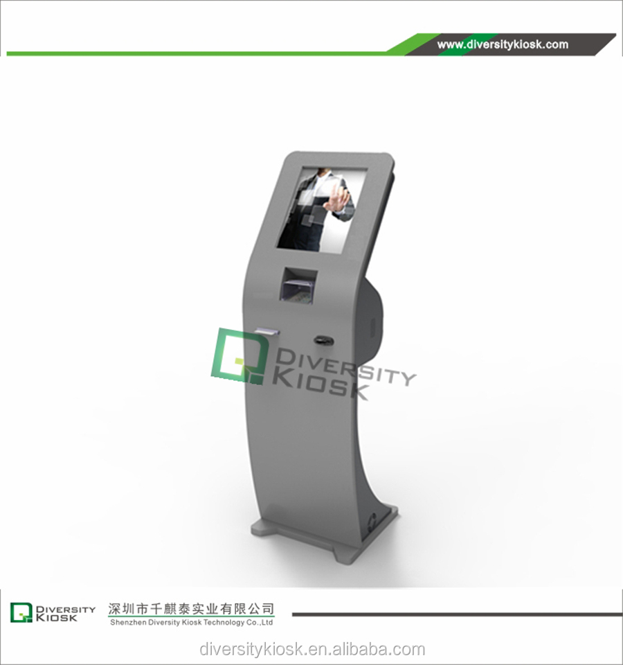 tailor made kiosk Airport Self Check in System