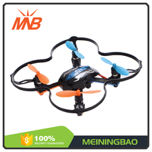 Indoor play 6-axis gyro rc quadcopter mini drone racing with protect frame