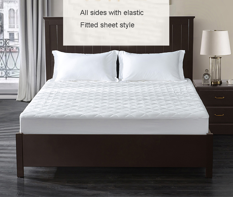 2018 hot full size hotel mattress protector - Jozy Mattress | Jozy.net