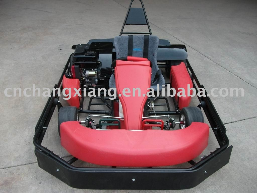 Racing Go kart with Steel & Plastic Bumper Honda Engine
