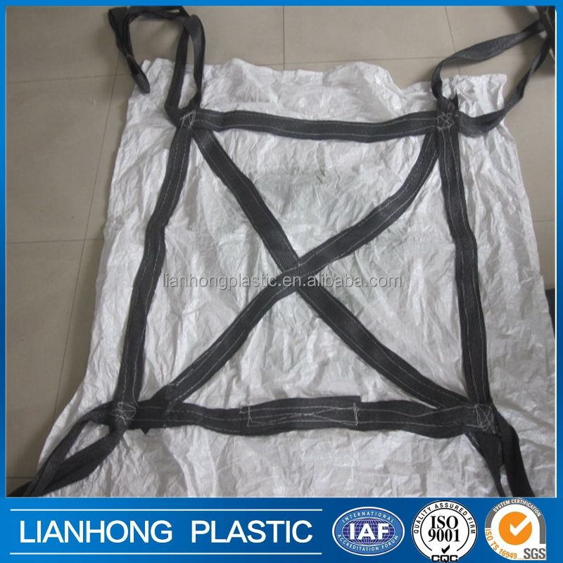 Sling FIBC Bag for Cement, Sling Big Bag for Packing Cement, FIBC Cement Jumbo Sling Bag