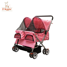 Lowest Price Sporty Cool Travel Pet Cat Dog Stroller