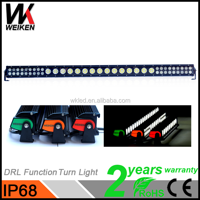 2016 New Arrival Hybird 258W 40inch Car/Tractor Led Light Bar