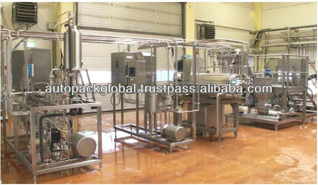 Soya Milk Production Line