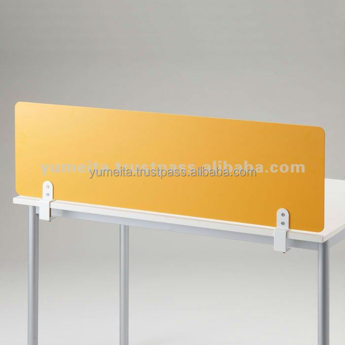 Japanese High-Quality Office Furniture Desk Divider for Office Supplies Distributors