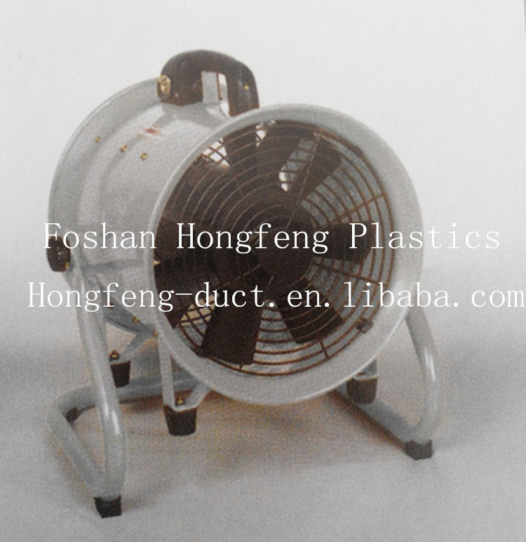 Pvc Fans And Blowers : Ventilation fan blower with pvc pipe portable fans for