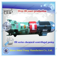 IH stainless steel Centrifugal water pump chemical pump acid pump