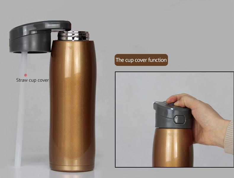 Insulated 304 Stainless Steel double wall 2014 new Coffee Cup