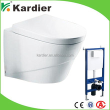 Utility made in china ceramic toilet, toilet ceramic, toilet without cistern