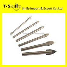 Supply professional hight quality taper shank metal square hole drill bit