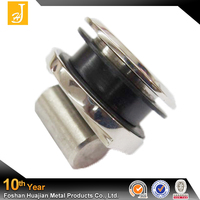 China Manufacture stainless steel Glass Clamp