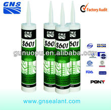 Silicone waterproof sealant for concrete joints gun prices