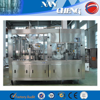 2000BPH Automatic soda water filling machine