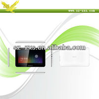 Zhixingsheng 7 inch mid android tablet pc android driver with 2g or 3g sim card phone calling A13-747